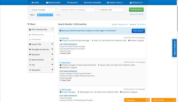 resume database recruiting tips ihire