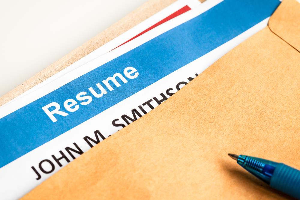 reviewing candidate resumes hiring advice ihire
