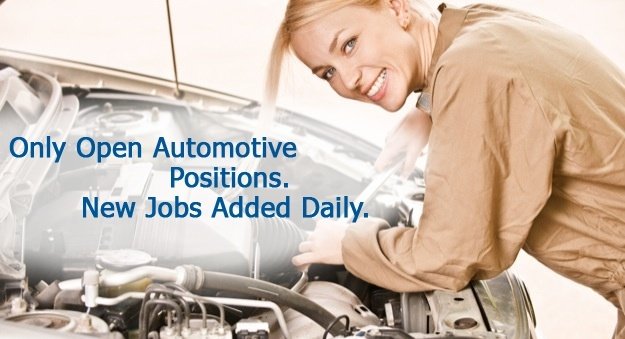 Search careers in automotive