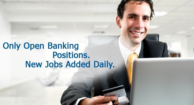 Search careers in banking