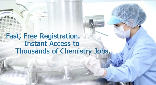 Search jobs in chemistry
