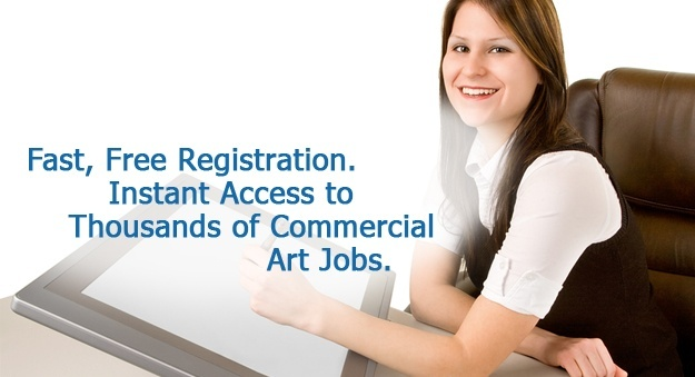 Search jobs in the arts