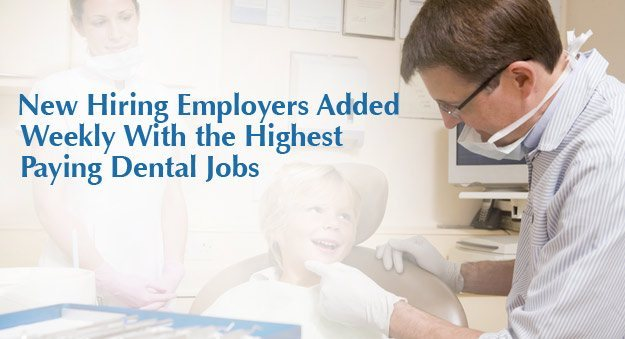 Family dentistry jobs