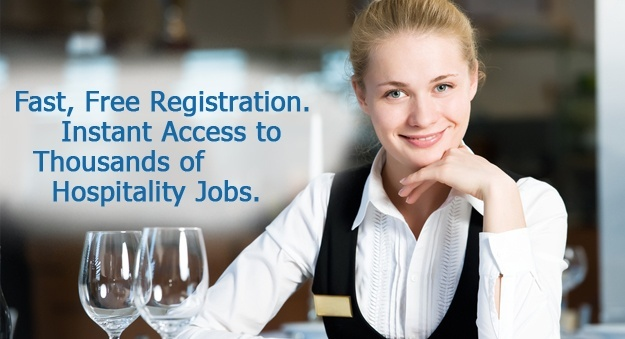 Search hotel hospitality jobs