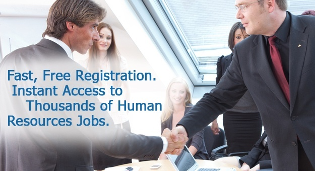 Find a job in human resources