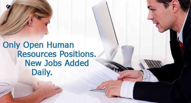 Find careers in human resources