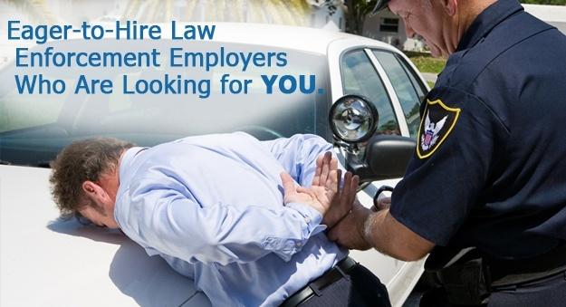 law enforcement jobs  careers