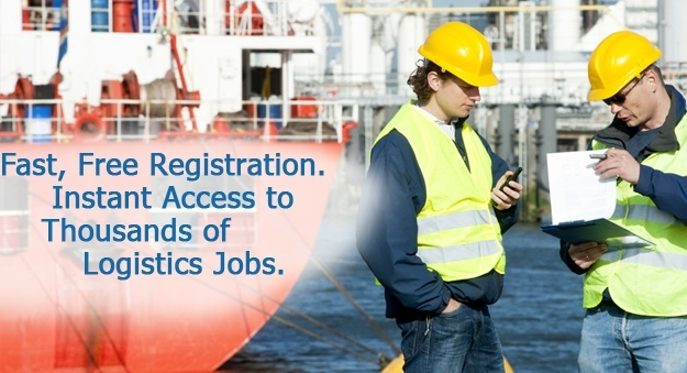 Search for jobs in logistics