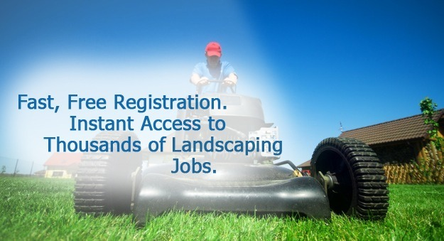 Search landscape design jobs