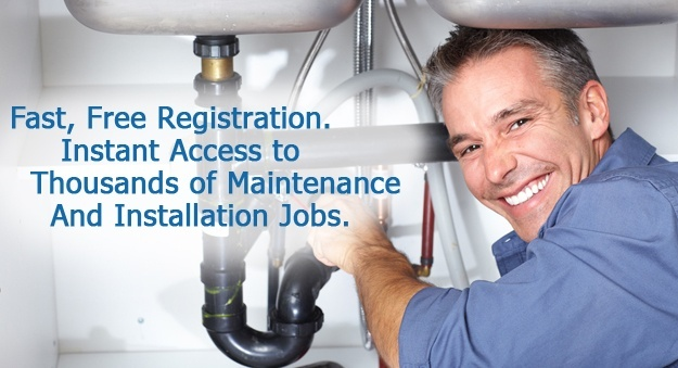 Search jobs in maintenance