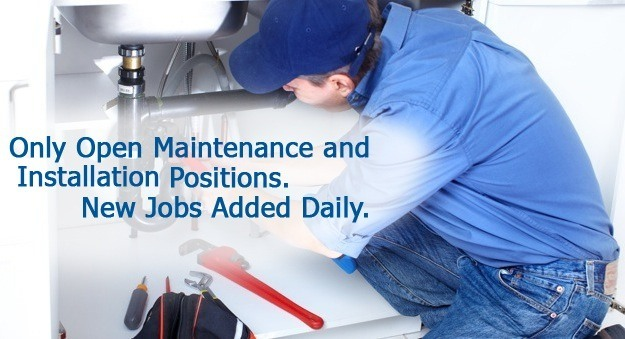 All maintenance positions