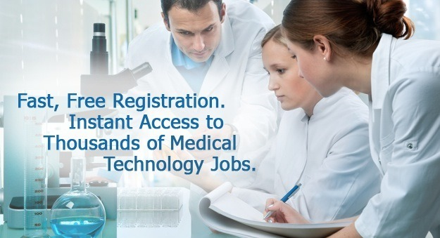 Search all medical technician jobs