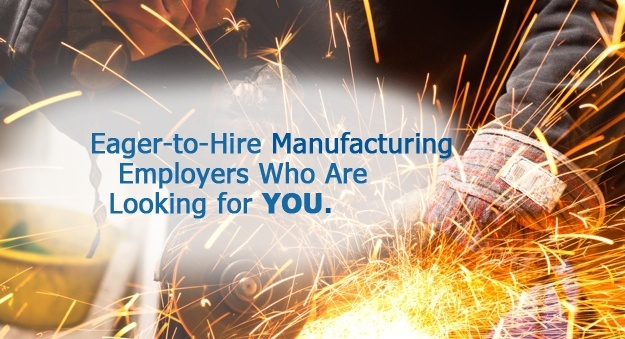 Hiring in the manufacturing industry
