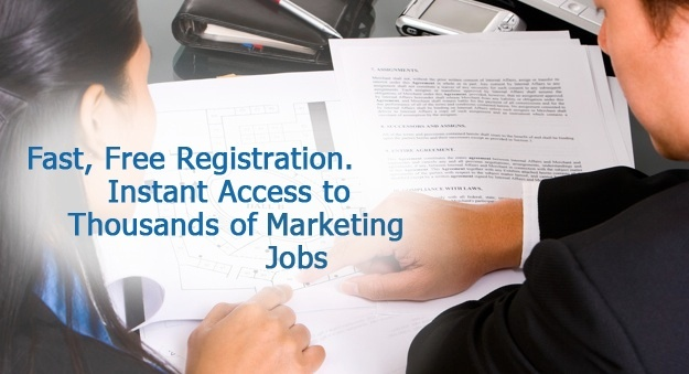 Search all marketing career, jobs