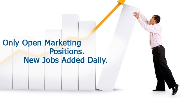 Find careers in marketing management