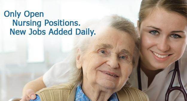 Find rn nursing job openings