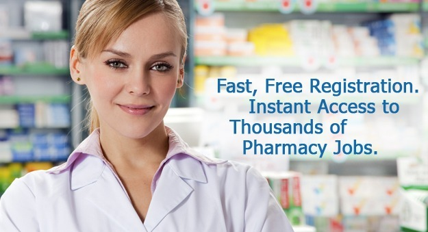 Pharmacist career, pharmacy technician jobs
