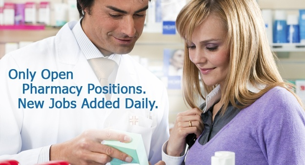 Find pharmacy career opportunities