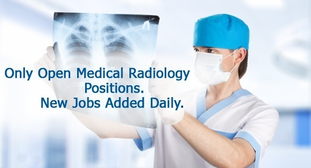 Radiology technician jobs, hiring radiologic techs