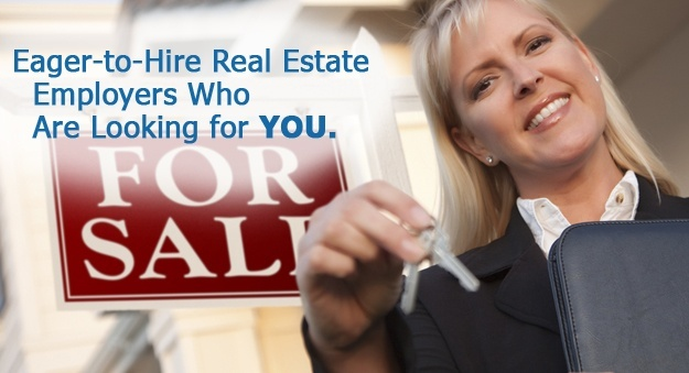 Hiring real estate agent, broker
