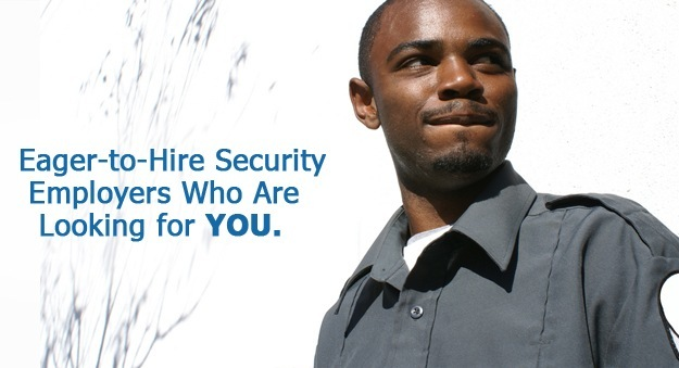 Hiring in security services