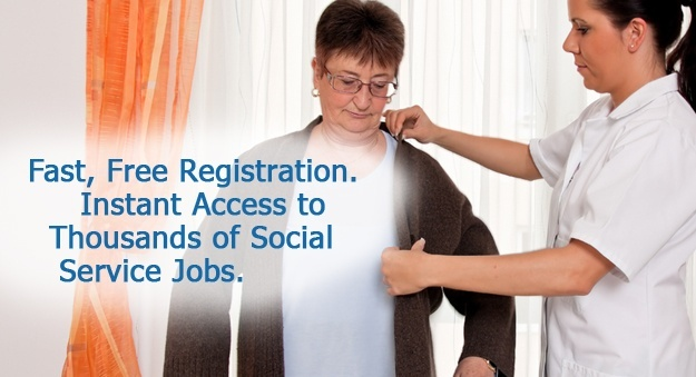 Jobs in social work, social services