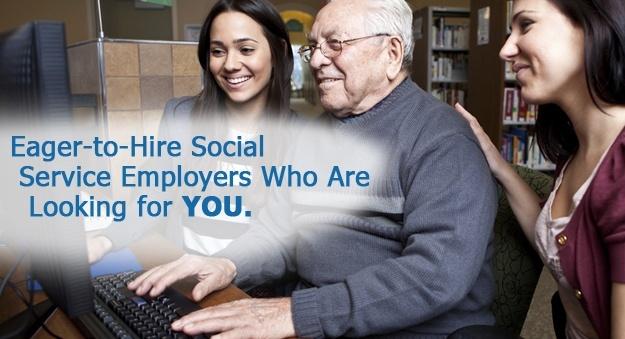 Hiring social work professionals