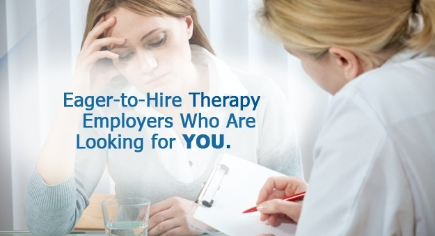 Career in therapy, hiring physical therapy assistants