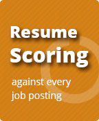 Resume Scoring against every job posting