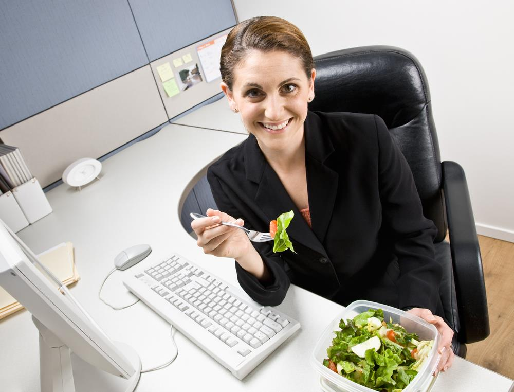Bringing your food will help you save money and stay healthy at work