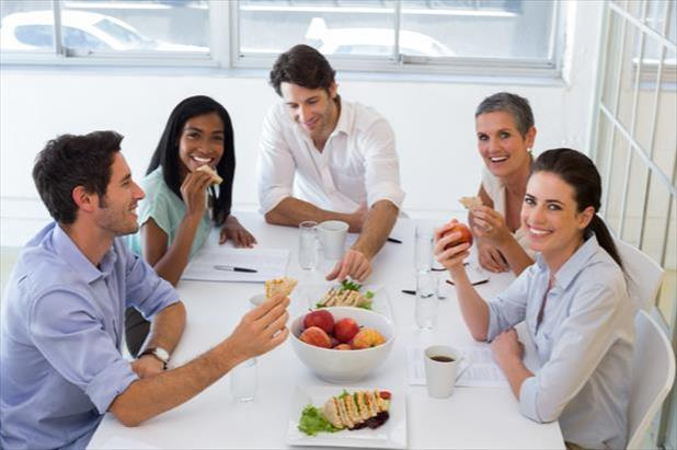 Check out these seven tips for staying healthy at work!