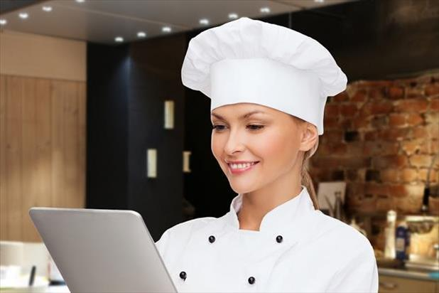 Executive chef reading resume writing tips