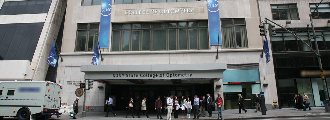suny college of optometry