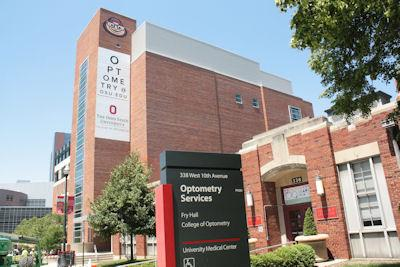 the ohio state university college of optometry