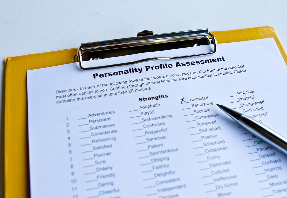 Personality profiles are often used in pre-employment testing