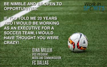 gina miller sports quote