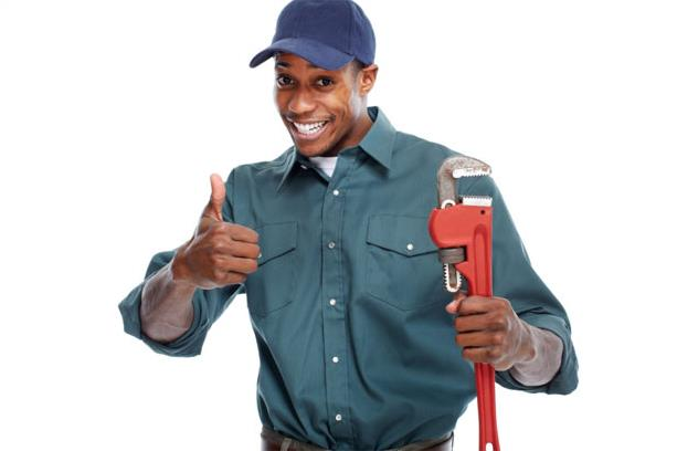 Skilled trade professional happy with his work flexibility and future prospects