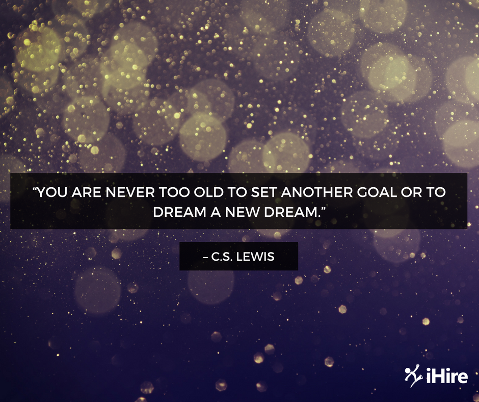 image of inspirational quote from cs lewis