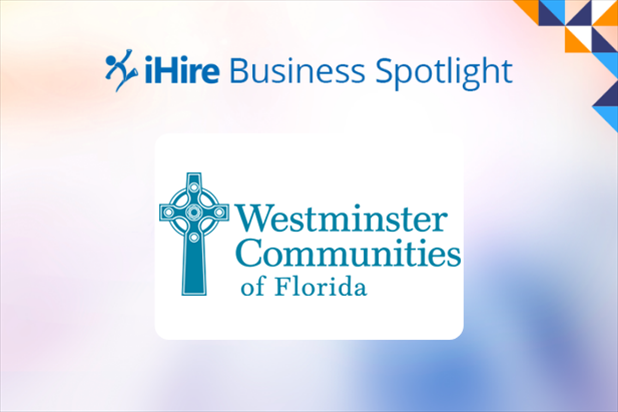 Westminster Communities of Florida logo for Business Spotlight