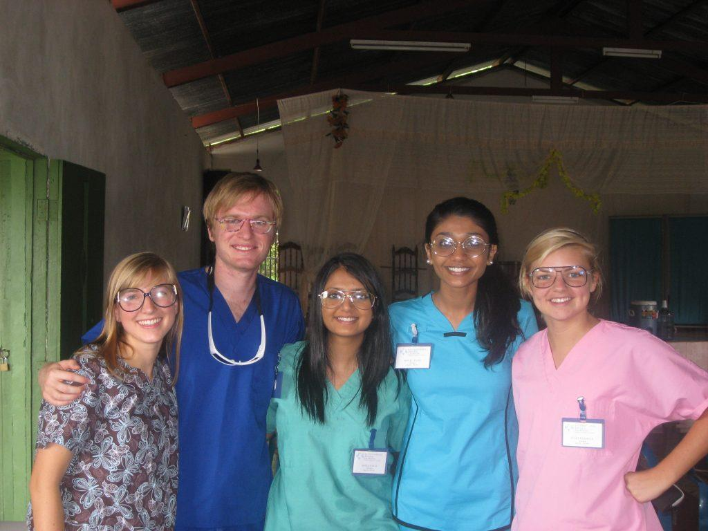 international service learning photo