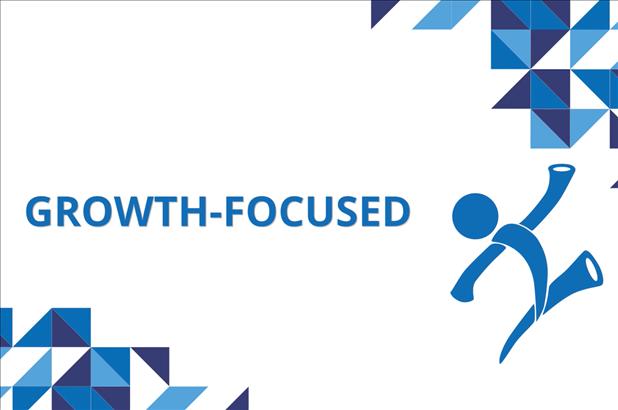 growth-focused