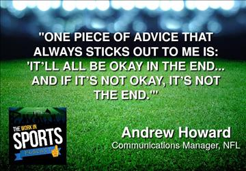 sports career advice