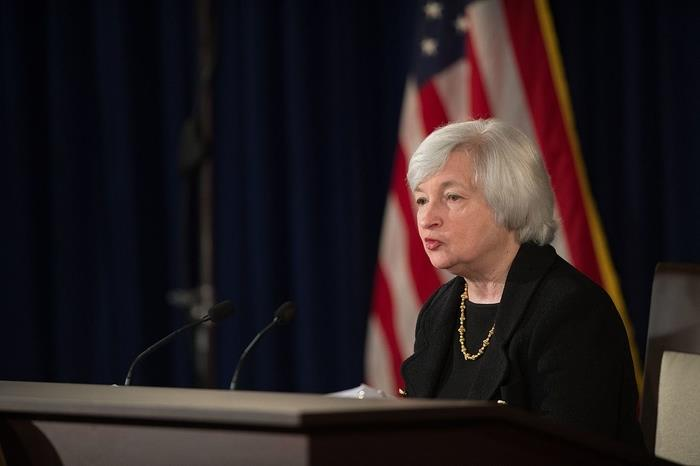 Chair of the Federal Reserve Janet Yellen