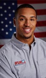 US Olympic bobsled crewman Hakeem Abdul-Saboor