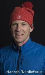 US Olympic biathlon competitor Lowell Bailey