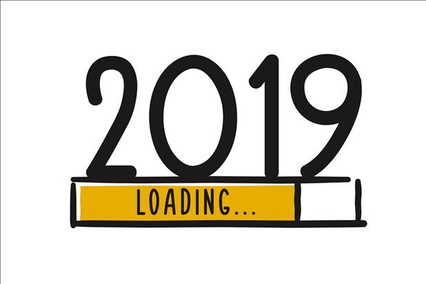 illustration of 2019 loading
