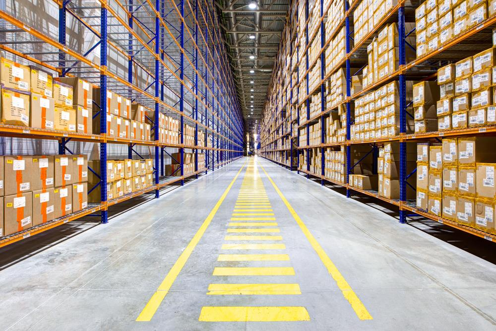 Your logistics career may focus on warehousing and manufacturing