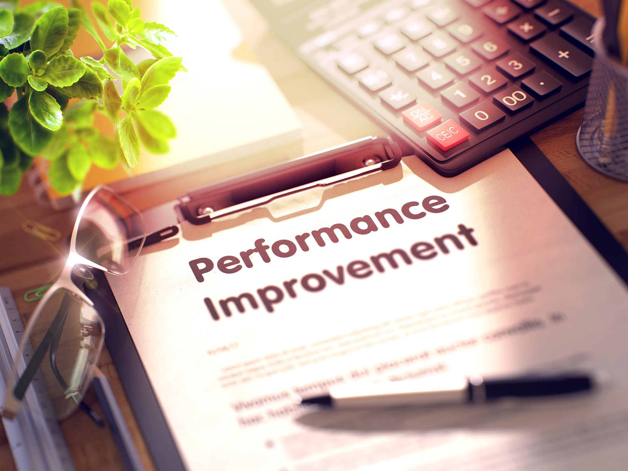 Example of a Performance Improvement Plan