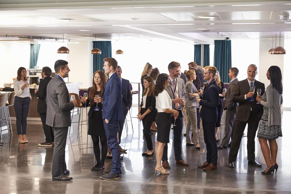 professionals networking