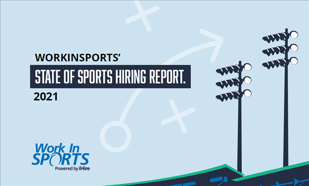 State of Sports Hiring 2021 Cover